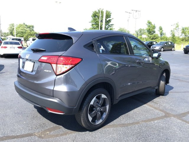 Certified Pre-Owned 2018 Honda HR-V EX-L Navi