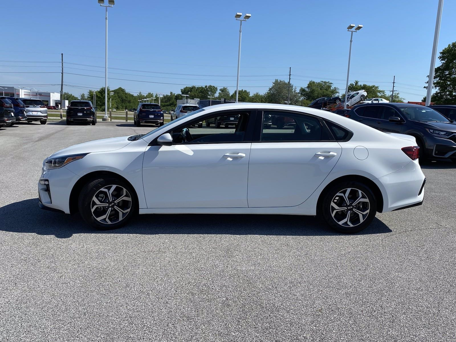 Pre-Owned 2019 Kia Forte LXS