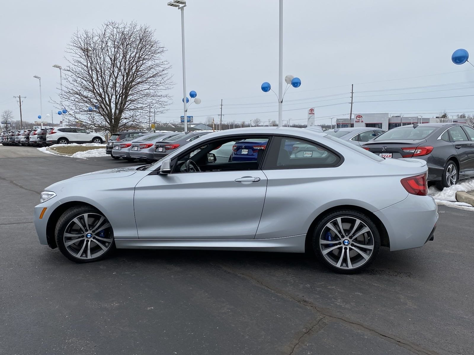Pre-Owned 2017 BMW 2 Series M240i