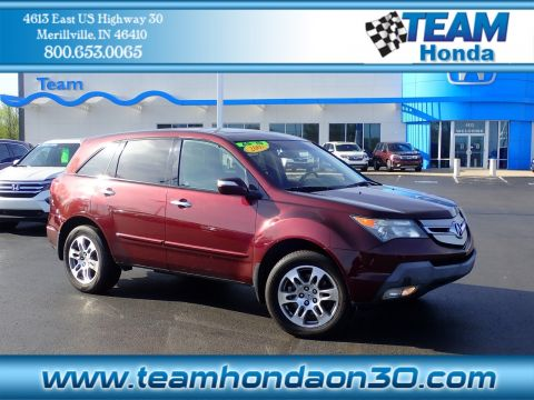 Pre-Owned 2007 Acura MDX Tech Pkg